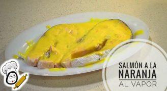 salmón en salsa en thermomix tm5