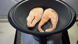 Cómo hacer salmón en Thermomix fácil