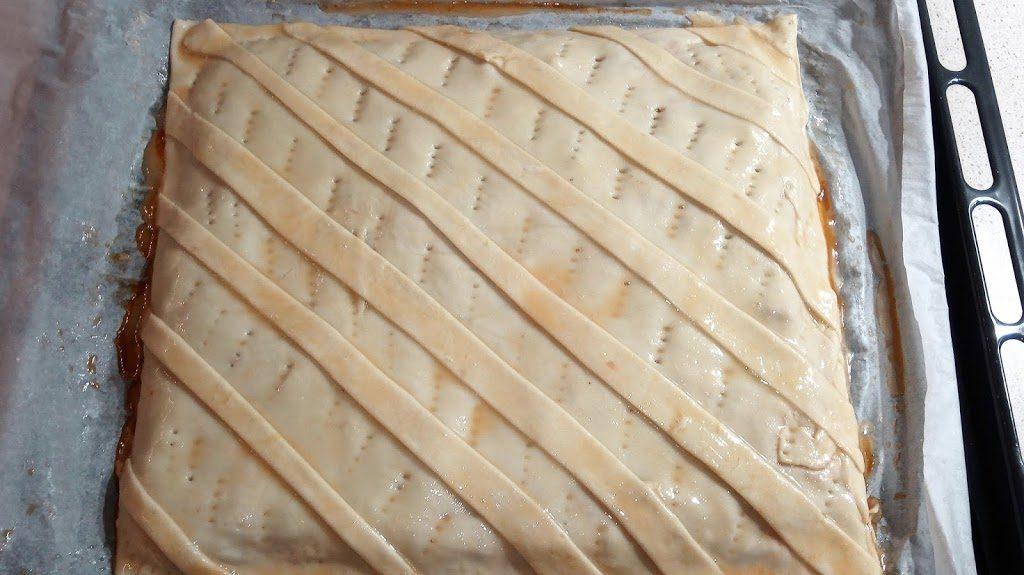 Preparar empanada con Thermomix