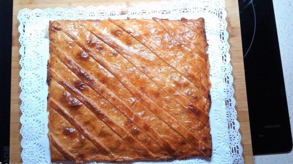 Empanada casera con Thermomix de atún