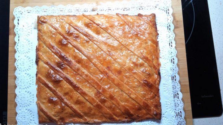 Empanada de atún hecha con Thermomix