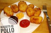 Nuggets de pollo en Thermomix ®