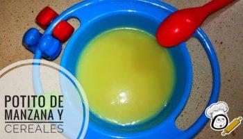 Potito de Patatas y Zanahorias con Thermomix tm5