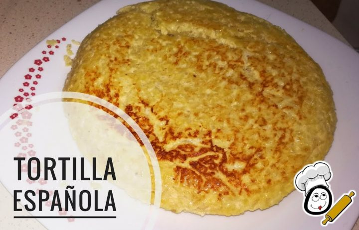 Cómo hacer tortilla española con Thermomix