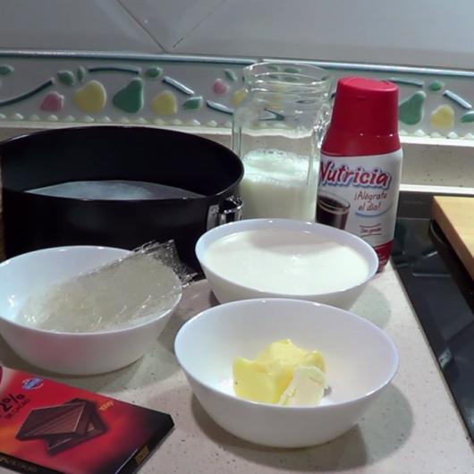 ingredientes para hacer la serradura