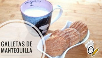 Como hacer galletas de mantequilla Thermomix