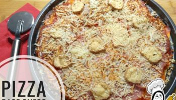 como hacer pizza en Thermomix queso