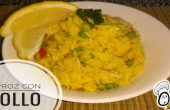 Arroz con pollo en Thermomix.