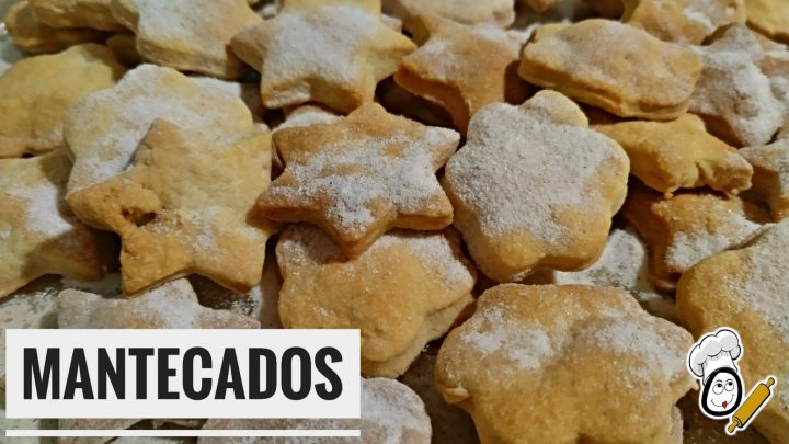 Mantecados en Thermomix tm5