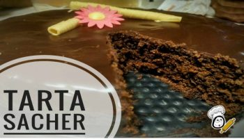 Tarta Sacher con Thermomix tm5