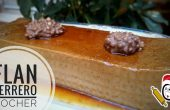 Flan de Ferrero Rocher en Thermomix tm5