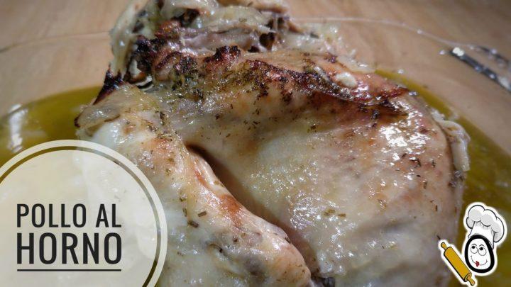 Pollo al horno en Olla GM