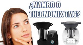 Mambo o Thermomix tm6 comparativa