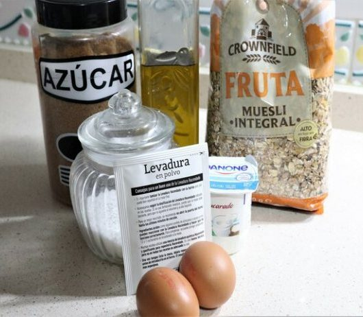 tortitas integrales muesli thermomix