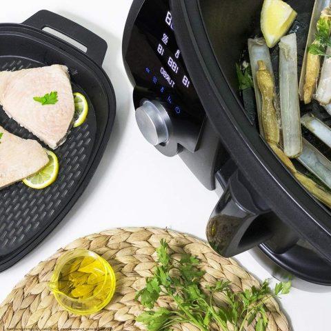 Cocinar con Mambo de Cecotec