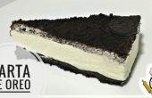 Tarta de Oreo hecha con Thermomix