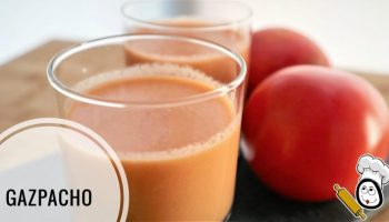 Gazpacho con Thermomix tm5
