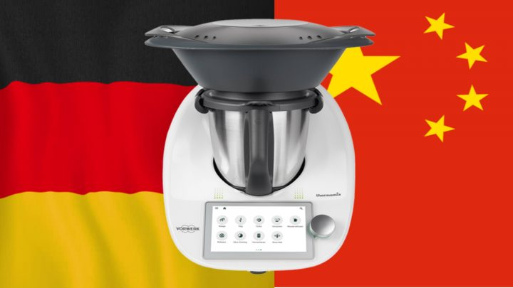 Traslados de Thermomix a China