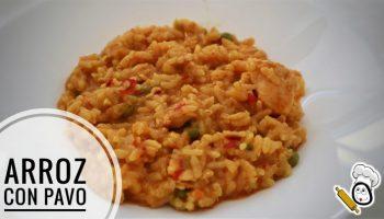 Hacer arroz con pavo en Mambo