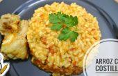 Como hacer arroz con costilla en Mambo