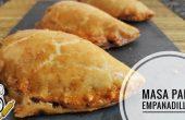 Cómo hacer masa de empanadilla en Thermomix