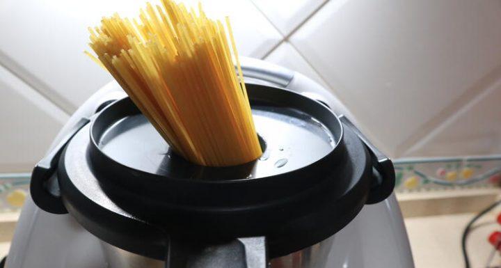 Cómo hacer pasta en Thermomix