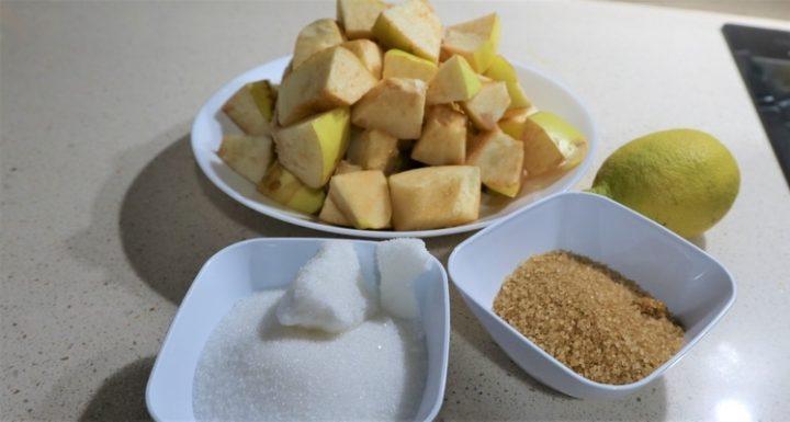 ¿Qué ingredientes necesito para hacer dulce de membrillo en Mambo?
