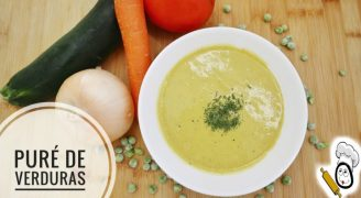 Cómo hacer puré de verduras en Mambo