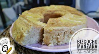 Cómo hacer bizcocho de manzana al varoma Mambo