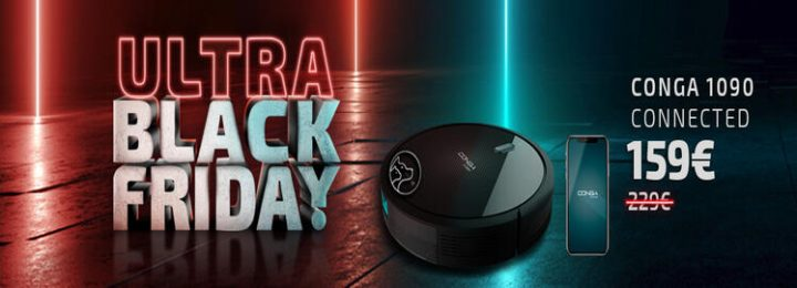 Oferta Black Friday Conga Connected 1090