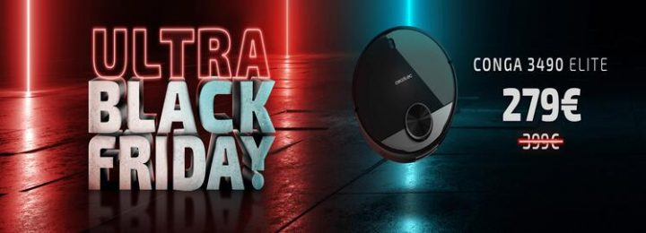 Oferta Black Friday Conga Connected 3490