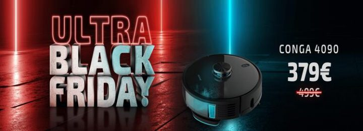 Oferta Black Friday Conga Connected 4090