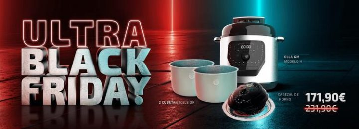 Oferta Olla GM H Black Friday