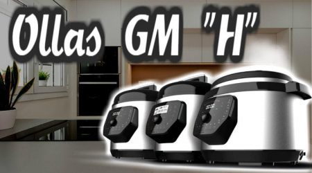 Nuevas olla GM H