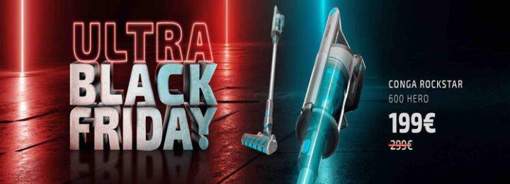 Oferta Black Friday para la aspiradora Rockstar 600