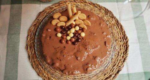 La mejor tarta de chocolate en Thermomix