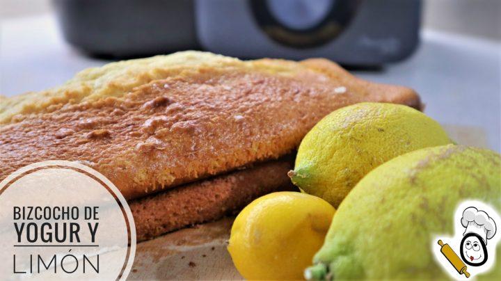 Cómo hacer bizcocho de yogur y limón en Mambo