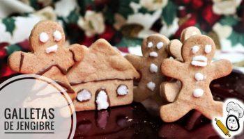 Cómo hacer galletas de jengibre en Thermomix