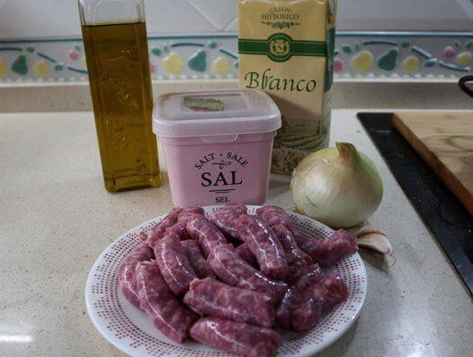 Ingredientes salchichas frescas en Mycook