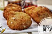 Cómo hacer nuggets de pavo con Mambo