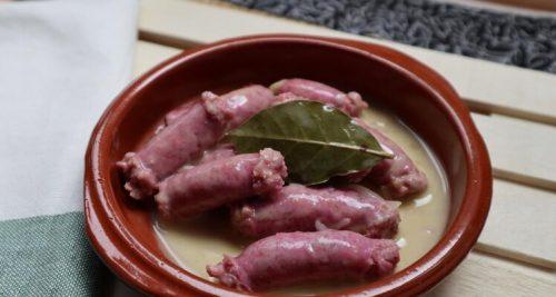 Cómo hacer receta de salchichas frescas en Mycook