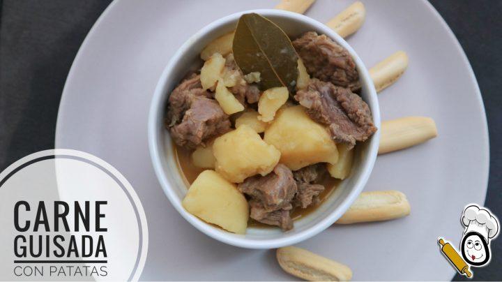 Carne guisada con patatas en Mycook