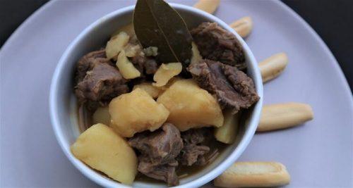 Mycook como hacer la receta de carne guisada