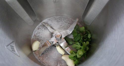 Cómo hacer salsa verde con Mambo