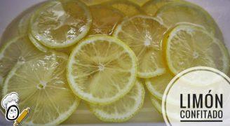 Limón confitado con Mambo