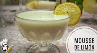 Cómo hacer la receta de mousse de limón con Mycook
