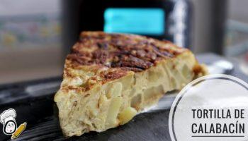 Cómo hacer tortilla de calabacín con la Olla Gm