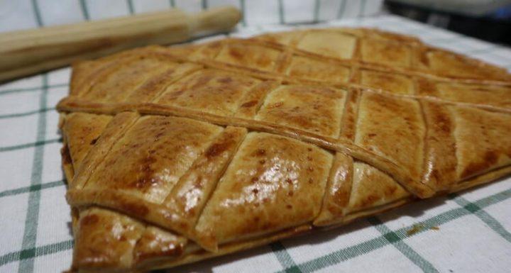 Empanada gallega de atún clásica con Mambo