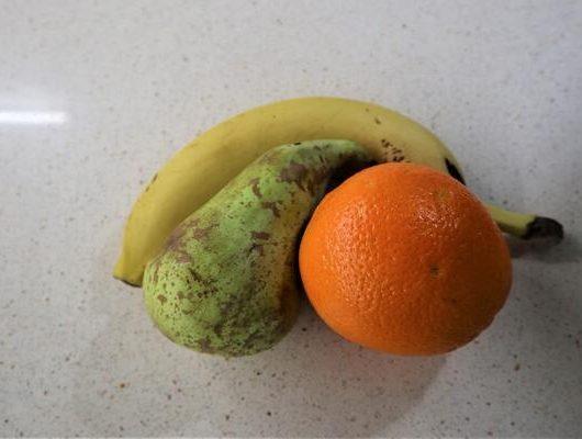como hacer compota de platano fruta