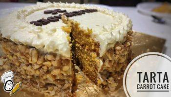 Cómo hacer la mejor receta de tarta de zanahorias en Thermomix